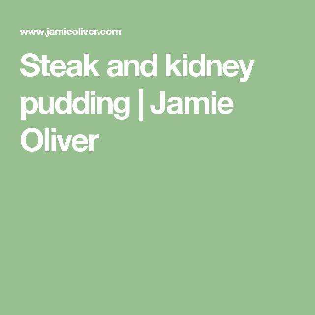 Steak and kidney pudding | Jamie Oliver