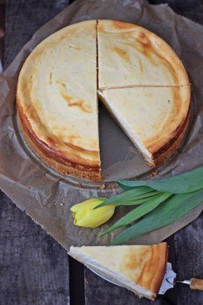 Backpflicht! Unser Weltbester gebackener Käsekuchen ist wunderbar cremig,zergeht auf der Zunge, schmeckt herrlich zitronig und ist oberlecker!