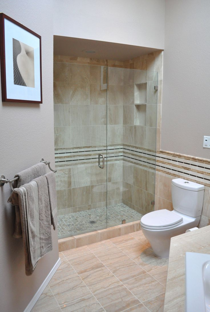 Bathroom Fitting A Shower Into Your Tiny Bathroom: Small Bathroom Unique  Design With Glass Shower Room Ideas With Bright Flooring Ideas