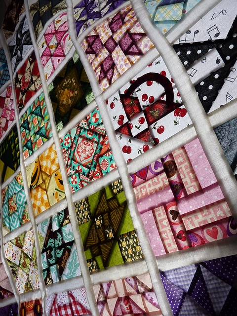 Farmer's Wife Quilt Top Complete by Vivie95, via Flickr