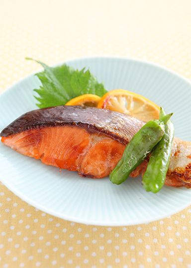 鮭のハニーレモンみそ漬け のレシピ・作り方 │ABCクッキングスタジオのレシピ | 料理教室・スクールならABCクッキングスタジオ
