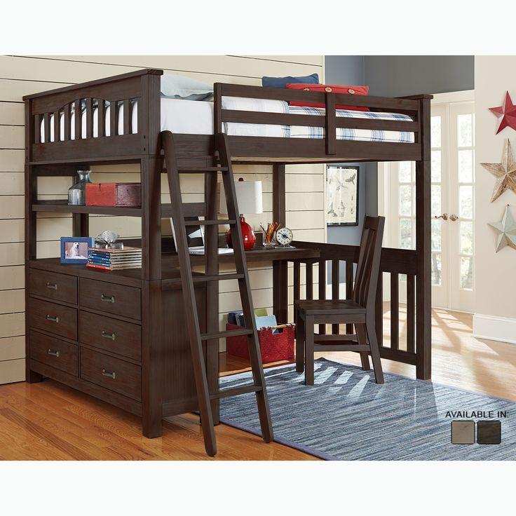 1000 Ideas About Full Bed Loft On Pinterest Preteen