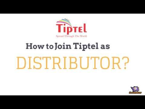 JOIN TIPTEL DISTRIBUTION NETWORK