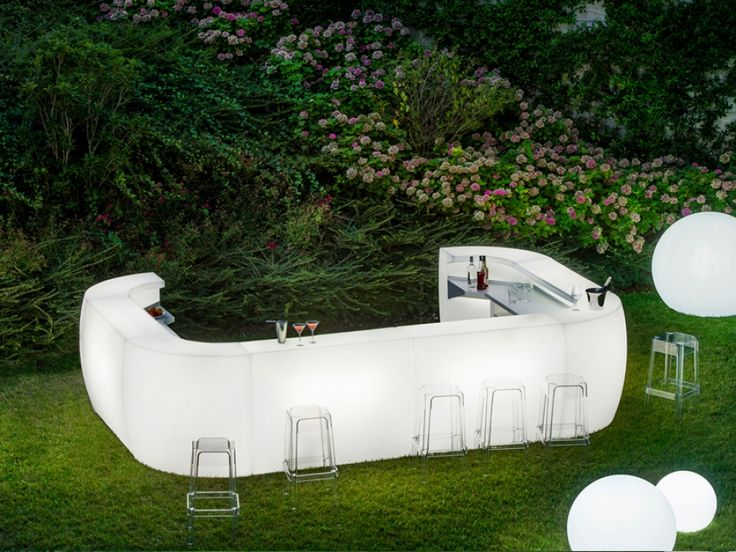 Amazing Loungekonzept mobile Theke Leuchttheke Iglo Bar Outdoor Aussenbereich