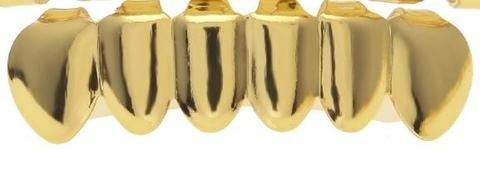 GRILLZ High Quality 18K Real Gold Plated