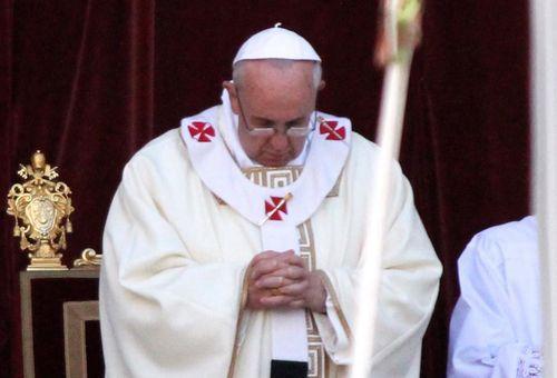 El Papa Francisco presidirá vigilia de oración por víctimas inocentes de la mafia