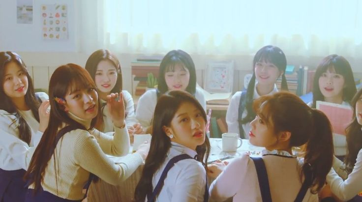 """Girl Group #fromis_9 Surprises With Sweet Pre-Debut """"Glass Shoes"""" MV"""