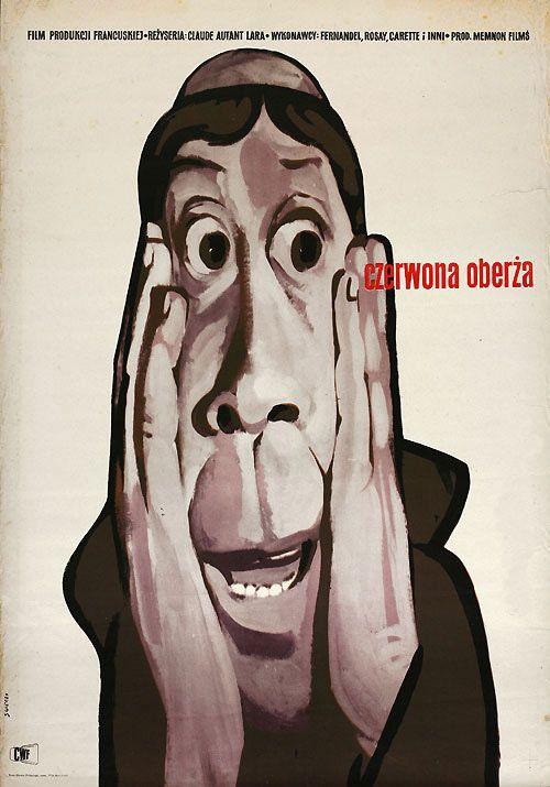 WALDEMAR SWIERZY (1931-2013)  Contexto: Años 60s 70s ÉPOCA DORADA de la escuela del cartel polaco.  Su estilo:  Graduado en la Academia de Bellas Artes de Cracovia. _Enfoque ARTÍSTICO PLÁSTICO. Acrílicos, pasteles, acuarelas. _Se acerca al Arte Popular (Pop Art)