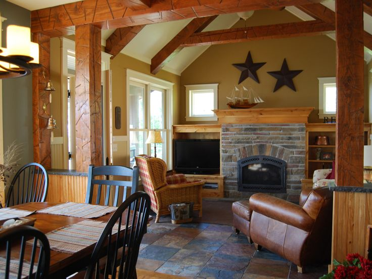 rustic interior house plans. Country Living Area  Plan 072D 1127 House Plans and More 229 best Rustic images on Pinterest house