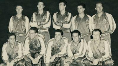 60 años de la Liga de baloncesto