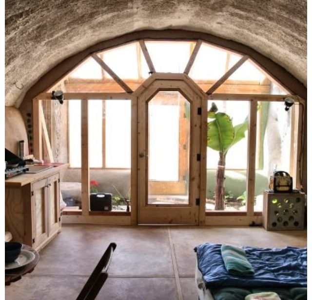 It Raining And I Am Dreaming Of Living In One Of Taos Earthships, Growing  My Own Food And Keeping Dry And Warm !