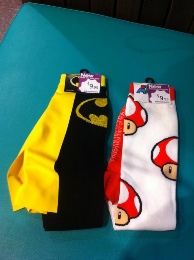 More derby socks