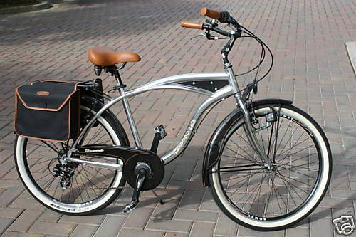 BICI CRUISER DACCORDI IN ALLUMINIO in Sport e viaggi, Ciclismo, Biciclette | eBay