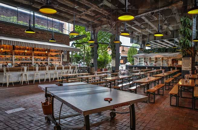 "Here's a fun ""bar-hopping"" list...  The Fifteen Best Beer Gardens in the U.S.!!!!"
