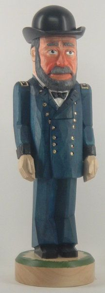 General William Tecumseh Sherman graduated sixth sixth in his class from West Point in 1840. Nutcracker.
