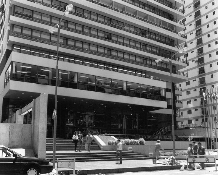 MRA+A   Proyectos - Universidad de Belgrano