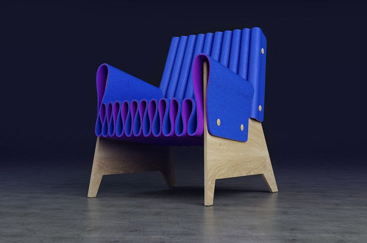 Flat-pack, foam and wayyyy fun! Three words that perfectly describe the Varhany Lounge Chair! This thoughtfully designed piece applies the versatile nature of foam