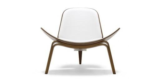 Hans Wegner Shell Chair - Walnut
