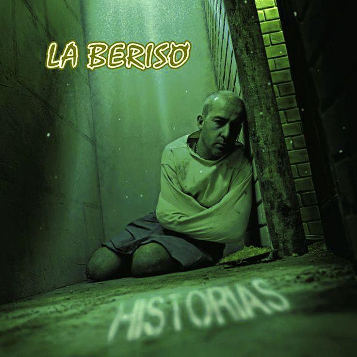 Caratula Frontal de La Beriso - Historias