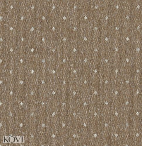 Desert Beige and White Dot Country or Southwestern Tweed Upholstery Fabric
