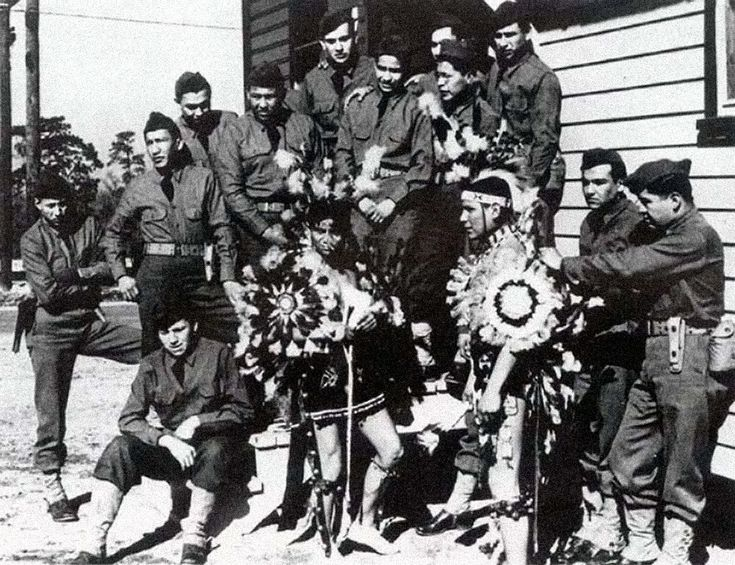 Comanche Code Talkers - Code talker - Wikipedia, the free encyclopedia