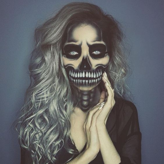 Easy Halloween Costume Ideas With Eyeliner | POPSUGAR Beauty