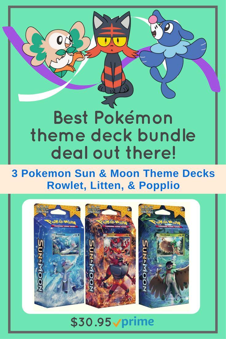 Best pokemon card deals