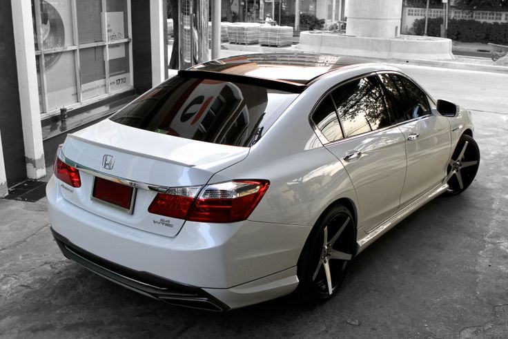 Honda Accord G9 Body Kit Design. | My Works | Honda accord ...