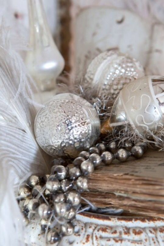 """These baubles are from our feature """"Magical Moments"""""""