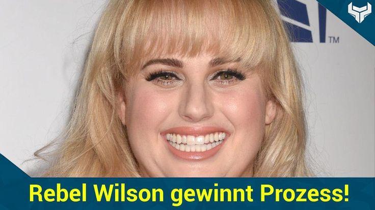 """Sie hat gewonnen! Im Rechtsstreit mit der australischen Bauer Media Group wurde Schauspielerin Rebel Wilson (37) jetzt Recht zugesprochen. Sie hatte die Mediengruppe wegen Verleumdung verklagt. Diverse Magazine hätten falsch über sie berichtet und durch unwahre Behauptungen ihrer Karriere geschadet!   Source: http://ift.tt/2slflPm  Subscribe: http://ift.tt/2rfNjWX ist keine """"Lügnerin"""": Rebel Wilson gewinnt Prozess!"""