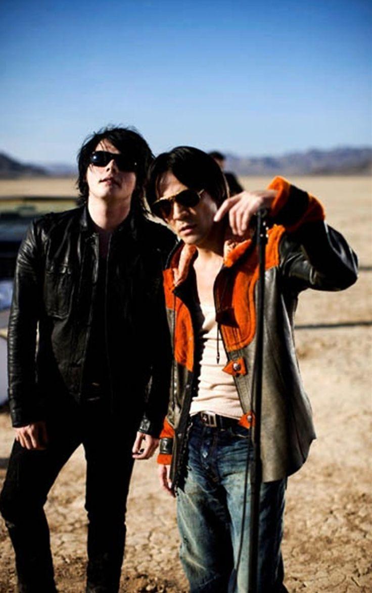 Himuro Kyosuke feat. My Chemical Romance (GERARD WAY) - SAFE AND SOUND
