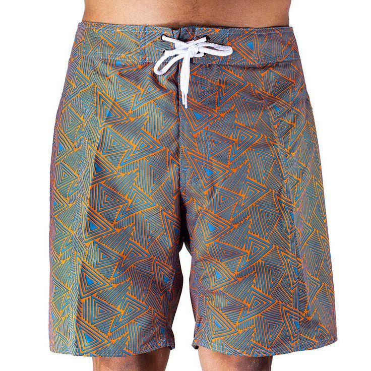 Trunks Men's Salty Board Shorts – Aqua Triangles