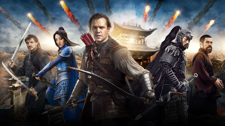 tvmoviestore.com - Starring global superstar Matt Damon and directed by one of the most breathtaking visual stylists of our time, Zhang Yimou (Hero, House of Flying Daggers), Legendary's The Great Wa