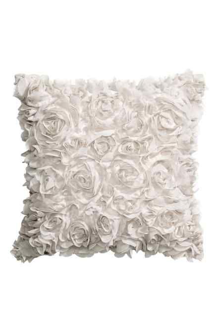 Husă de pernă cu flori