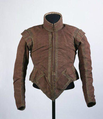 Дублет. 1615-1620, Англия.