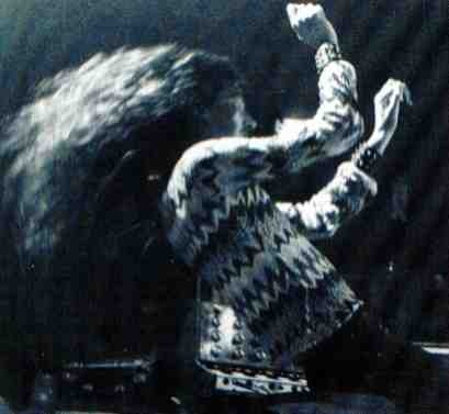 Vincent Crane (Vincent Rodney Cheeseman) (May 21, 1945 - February 14, 1989) American organplayer and pianist (of Atomic Rooster)