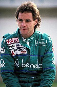 Gerhard Berger (A) 1986