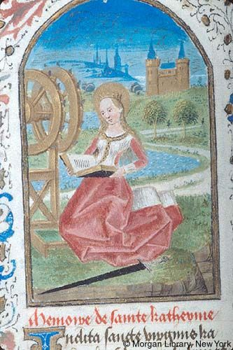 Book of Hours, MS M.194 fol. 156v - Images from Medieval and Renaissance Manuscripts - The Morgan Library & Museum