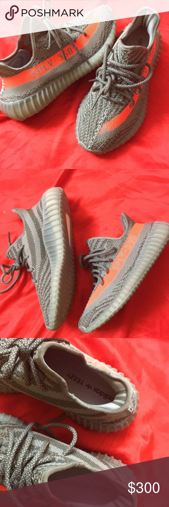 yeezy 350 v2 beluga 1.0 size 8.5  8.5/10 condition  no box will ship via usps 2day flat rate Shoes Sneakers