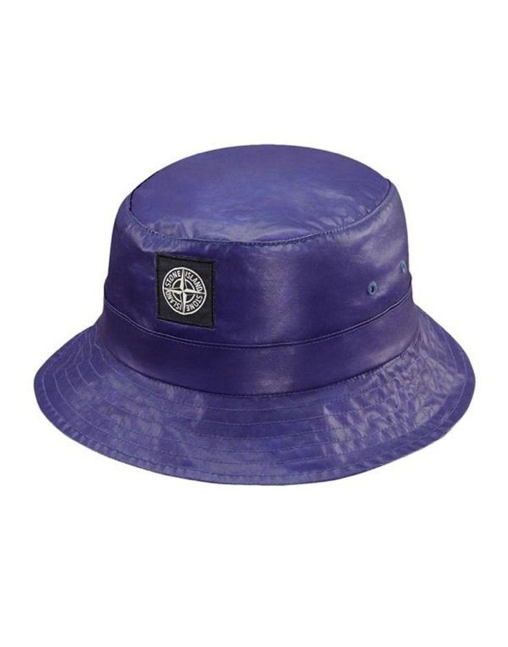 Stone Island × Supreme Heat Reactive Bucket Hat Size One Size $144 - Grailed