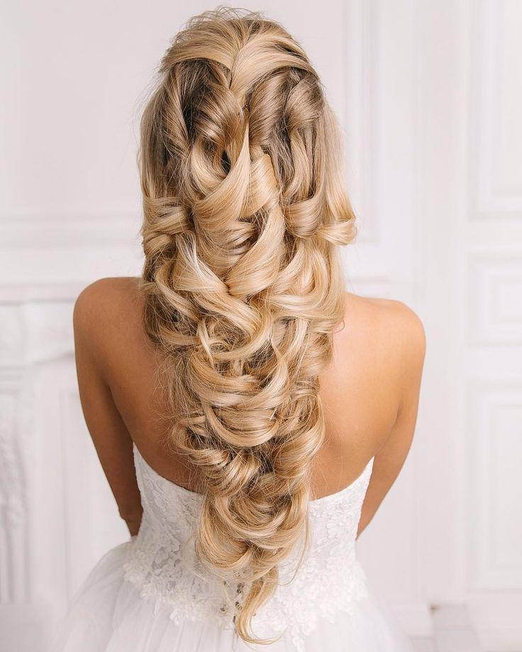 Воздушная греческая коса от стилиста Елены Лаппалайнен @helena_stylist ❤️ Бронирование даты свадьбы по тел. +7(963)961-79-67 �� ____ #beautiful #beauty #wedding #weddingday #weddingphoto #weddinghair #weddingdress #dress #woman #bride #bridetobe #bridesmaids #weddingmakeup #hair #makeup #decor #flowers #backstage #photo http://gelinshop.com/ipost/1521682351128755797/?code=BUeGglAAr5V