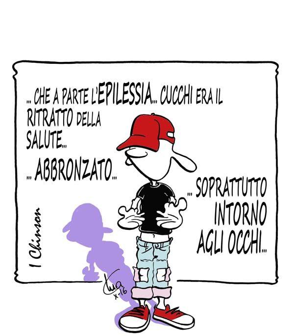 """ITALIAN COMICS - Stefano Cucchi, i periti del giudice: """"morte improvvisa per epilessia""""."""
