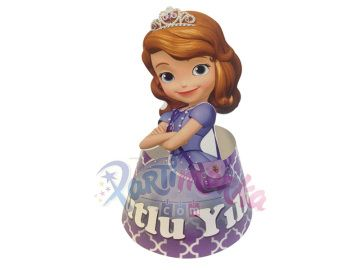 Prenses Sofia Doğum Günü Şapkası