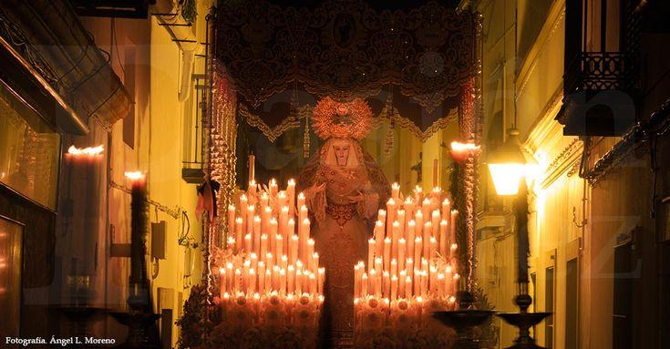 Fajín de general para la Virgen del Refugio