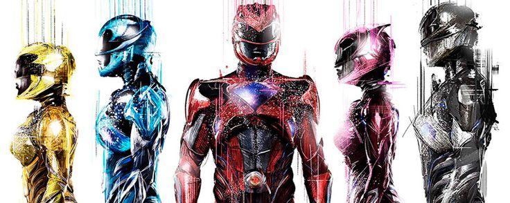 Primer adelanto de 'Power Rangers' y nuevos e increíbles pósteres del 'remake'