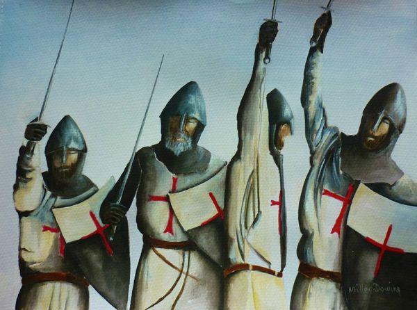 Knight Templar Symbols | Knights Templar Art & Posters