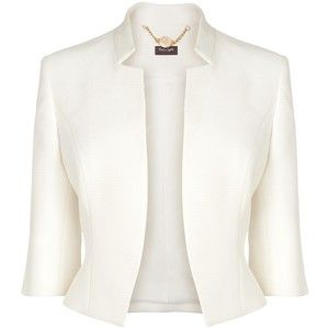 Phase Eight Valentine Jacket , Cream