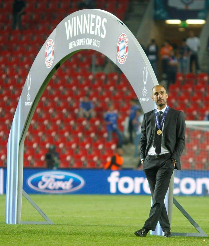 Uefa Super Cup: UEFA SUPER CUP WINNERS 2013 FC BAYERN