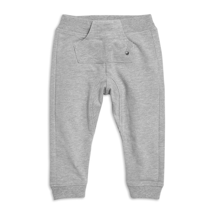 Kalhoty, Šedá, Miminko, VÝPRODEJ | Lindex