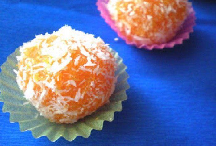 Ένα λαχταριστό, υγιεινό γλυκό με καρότο! Ένα λαχταριστό γλυκό, με πολύ λίγες θερμίδες και φυσικά με ελάχιστη φόρτιση λίπους. Περιέχει πλήθος βιταμινών, οι ο